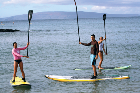 Group SUP Lessons image 1