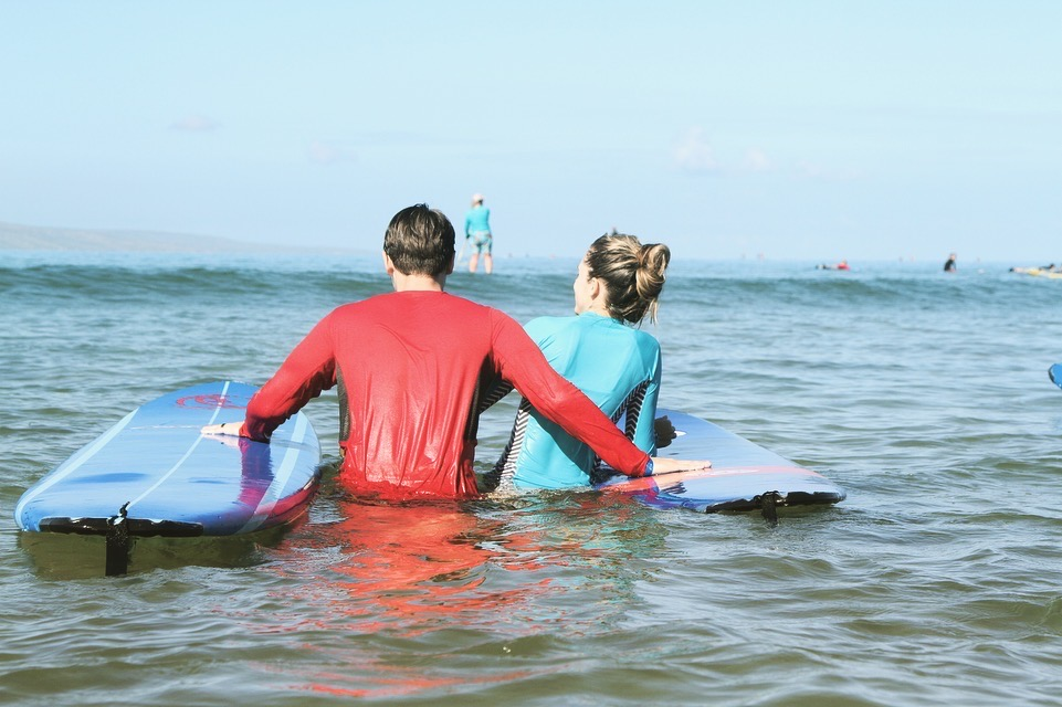 Group Surf Lesson image 1